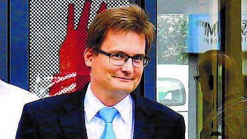 Strafgerichtsvizepräsident André Brunner.