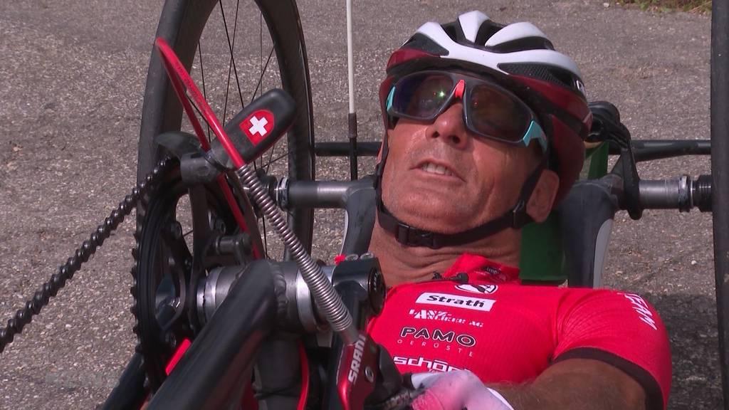Rollstuhl-Legende will es noch einmal wissen: Heinz Frei fährt mit 63 Jahren zum 16. Mal an die Paralympics