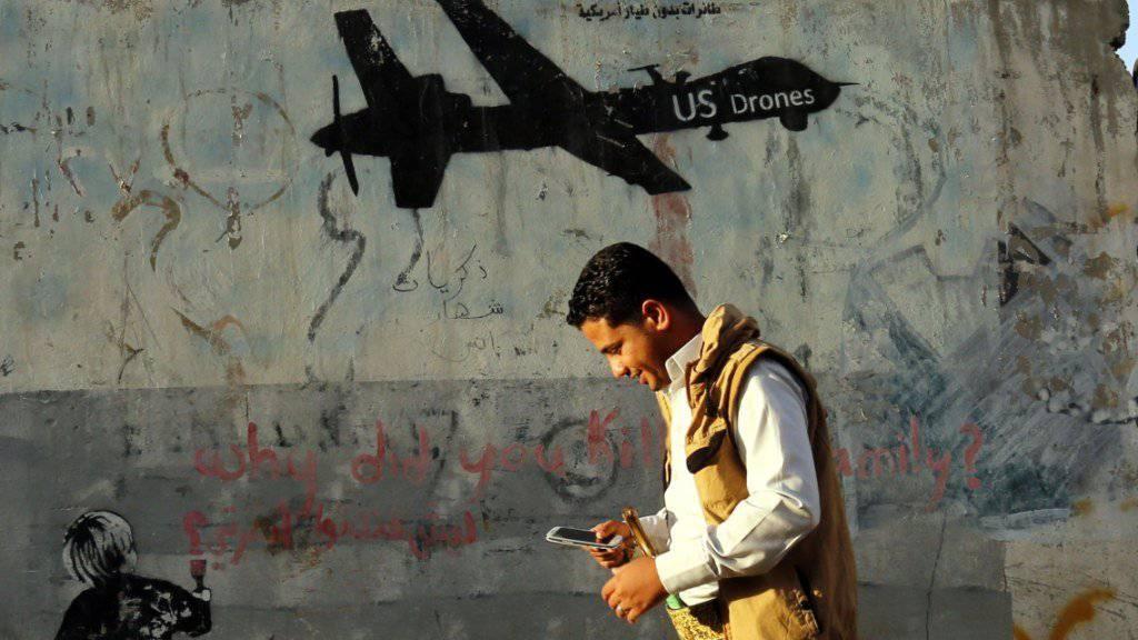 Trump will weiter Militär in Jemen