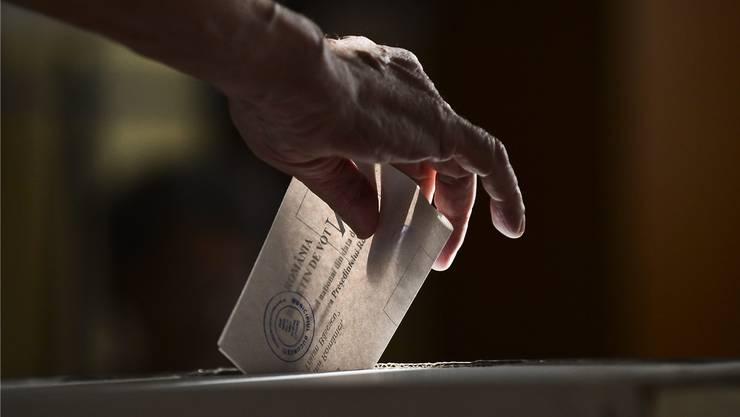 Bis jetzt liegt die Stimmbeteiligung der Stadt Zürich bei 32 Prozent. Octav Ganea/keystone