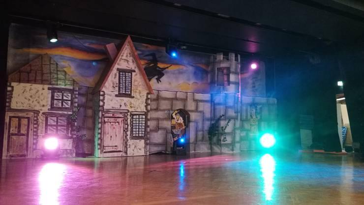 Märchenhaftes Bühnenbild Bild: Christoph Loser