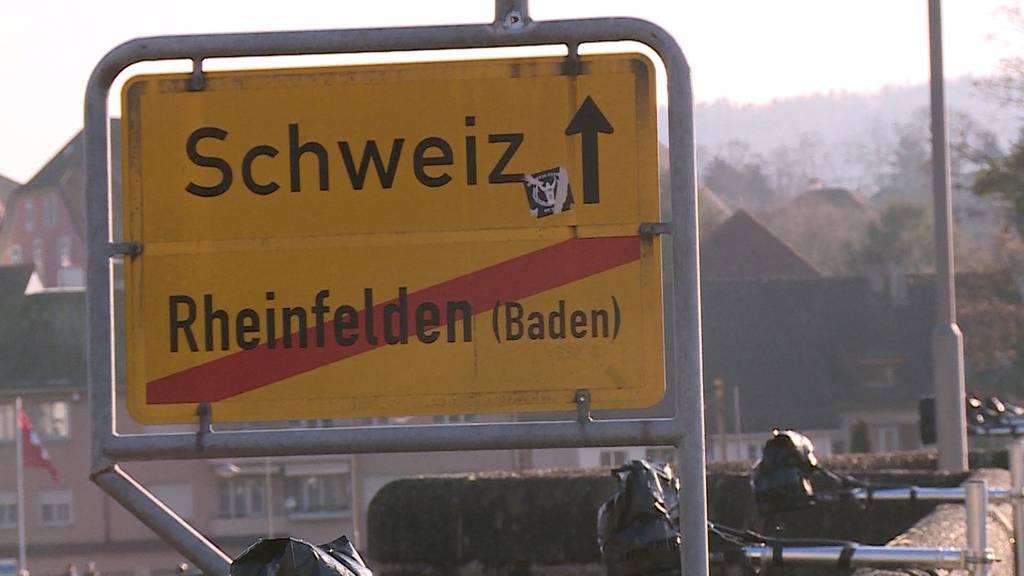 Kein umgekehrter Einkaufstourismus trotz deutschem Lockdown