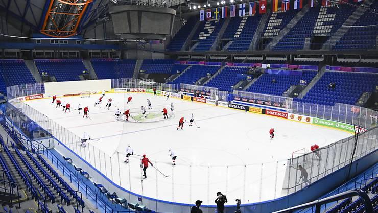 Im 2021 gibt es viel weniger WM-Eishockey als in anderen Jahren