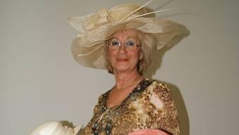 «Erst der Hut macht die Frau zur Dame», sagt Sonja Hauer, Präsidentin des Hut-Clubs.