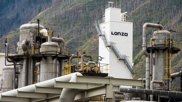 Das klimaschädliche Lachgas entstand bei der Produktion des Vitamins Niacin von Lonza.