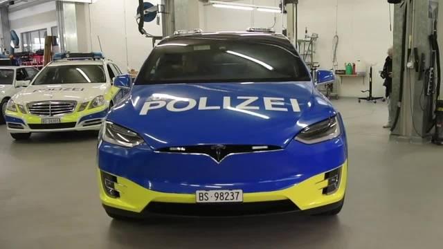 Basler GPK rüffelt Departement für Polizei-Tesla-Beschaffung