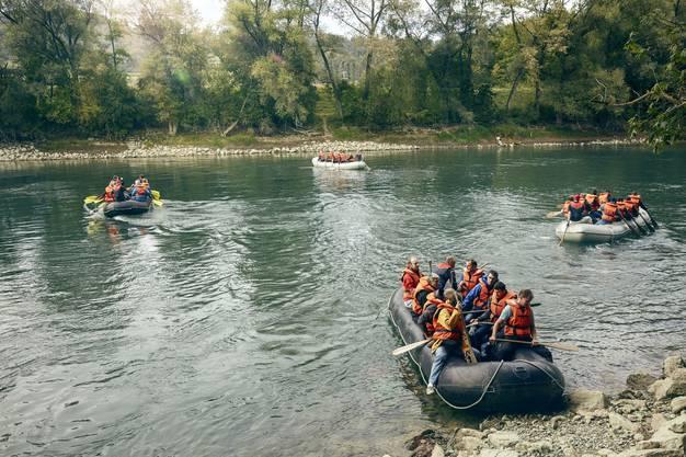 Flussfahrten Aargau