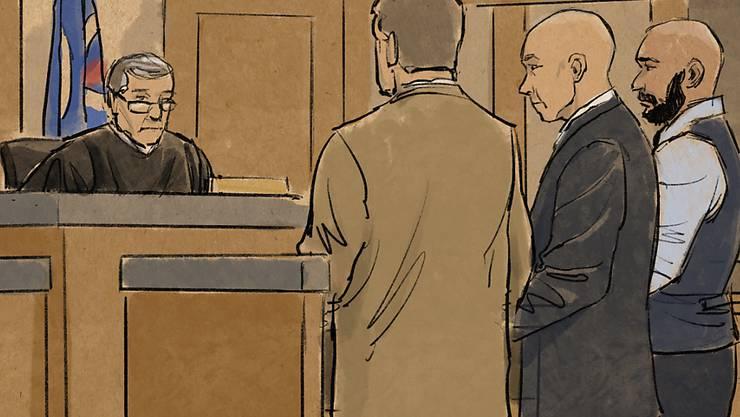 Im Prozess um den Todesfall des Afroamerikaners George Floyd durch Polizisten hat ein US-Richter das Verfahren auf Anfang März 2021 festgelegt.