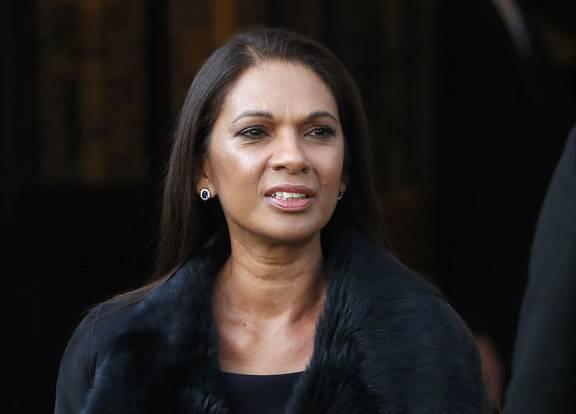 Gina Miller hat die Mitsprache des Parlaments vor Gericht durchgesetzt.