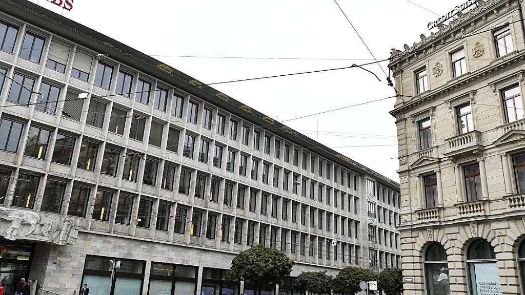 Fusionieren UBS und CS zu einer Superbank?