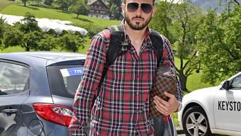 Josip Drmic rückt optimitisch ins Nati-Trainingslager ein