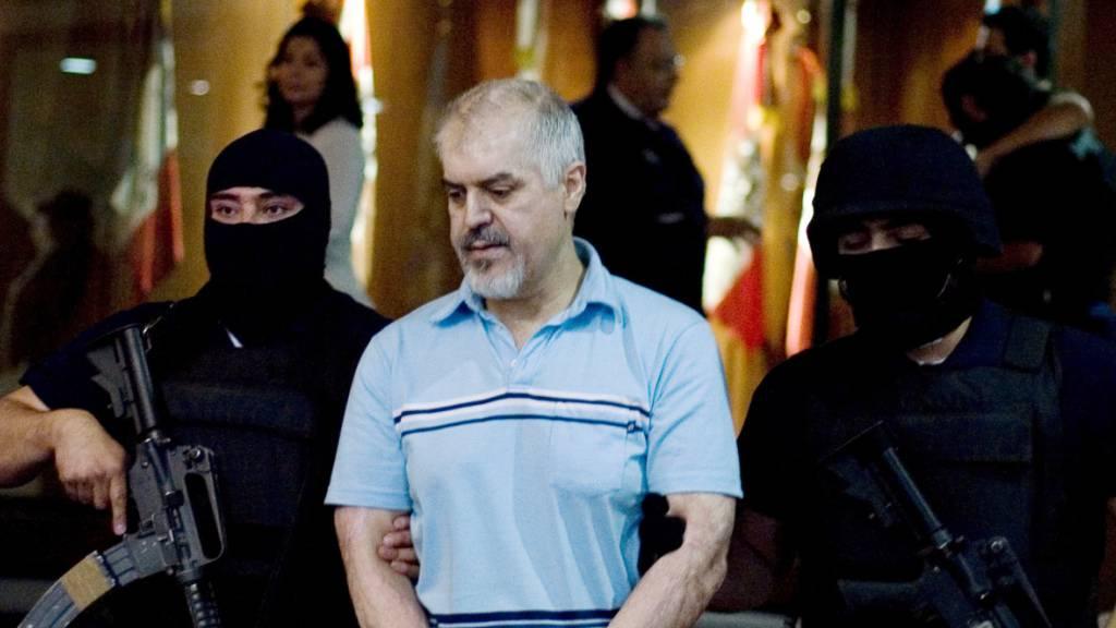 Ex-Boss des Tijuana-Kartells nach US-Haft nach Mexiko abgeschoben