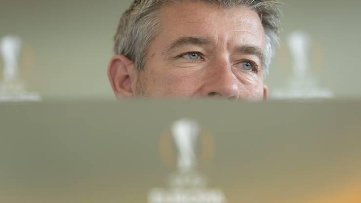 Urs Fischers Fokus liegt klar auf der Europa League. Vor dem Spiel gegen Posen geben aber noch andere Themen zu reden.