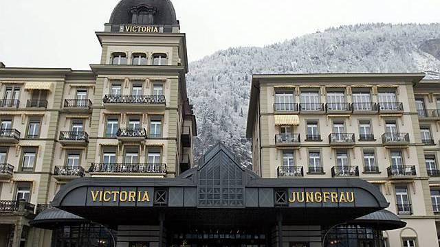 Luxushotels merken Wirtschaftskrise