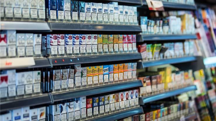 Dreimal brach Dragomir T. in ein Einkaufszentrum ein, um Zigaretten zu stehlen.
