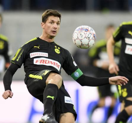 Milan Vilotic spielt künftig für St. Gallen. Matthias Hüppi gibt ihm eine zweite Chance.
