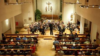 In der Kirche Neuendorf nahm Phoenix Brass die Zuhörer mit auf eine musikalische Reise verschiedener Komponisten.