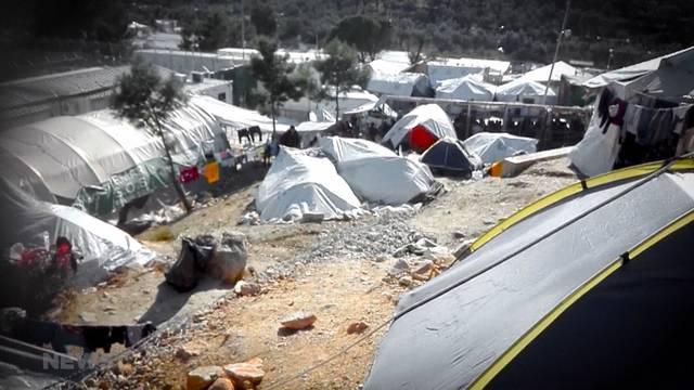 Berner hilft Flüchtlingen in Lesbos