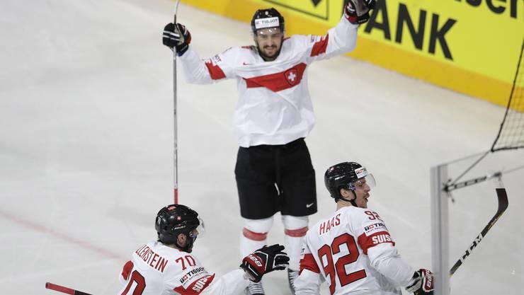 Die Schweiz zeigte eine gute Vorrunde – verlor aber den Viertelfinal gegen Schweden.