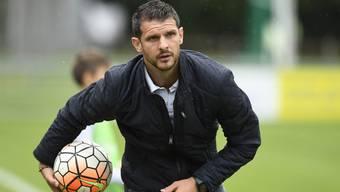 Goran Ivelj lebt für den Fussball.