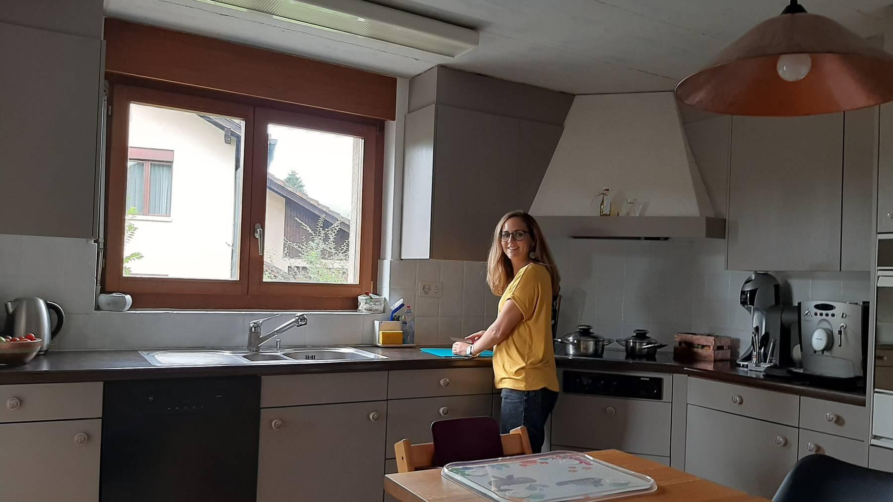 Flavia Burri aus Hochdorf