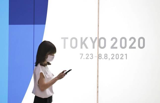 «Tokyo 2020» wird erst im Jahr 2021 stattfinden – wenn überhaupt. (Symbolbild)