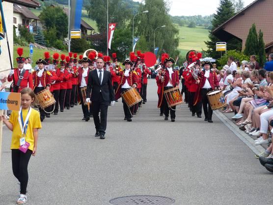 SM Laufenburg (Dirigent Martin Burgunder)
