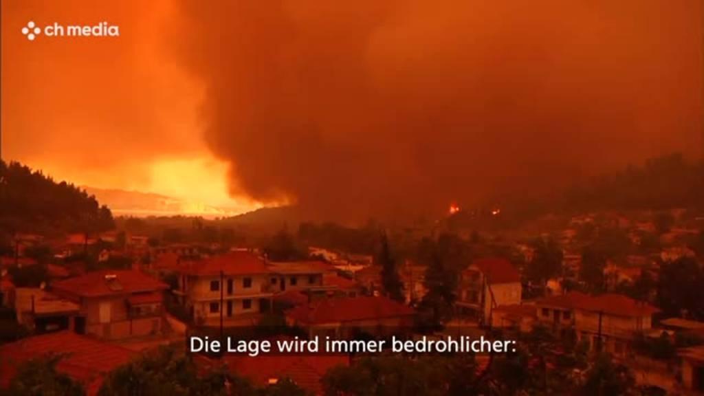 Südeuropa brennt – und die Trockenheit hält an