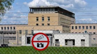 Blick aufs Gefängnis Bochuz (Archiv)
