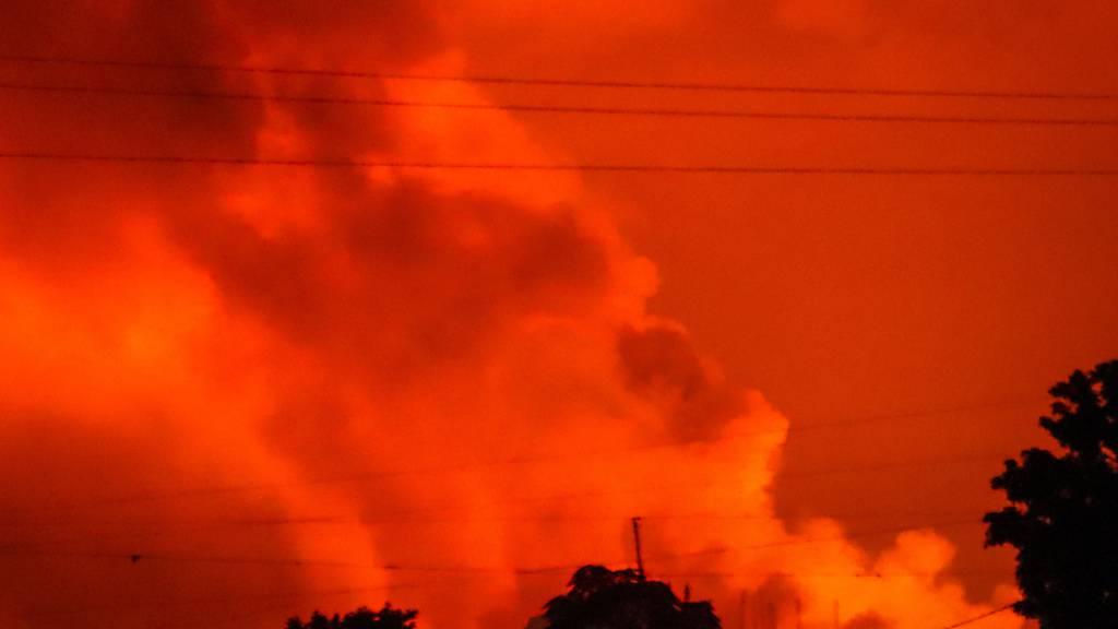 Ministerium dementiert: Kein zweiter Vulkan im Kongo ausgebrochen