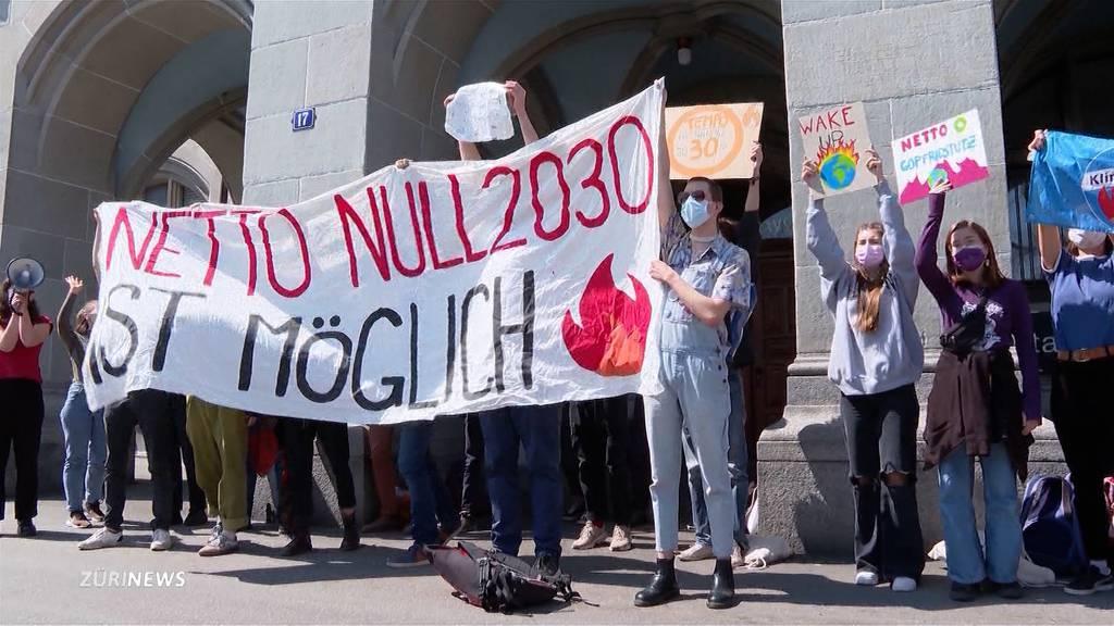 Netto Null bis 2040: Kritik von links für Zürichs Klimaziele