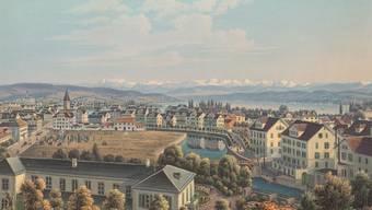 Alte Zürichbilder
