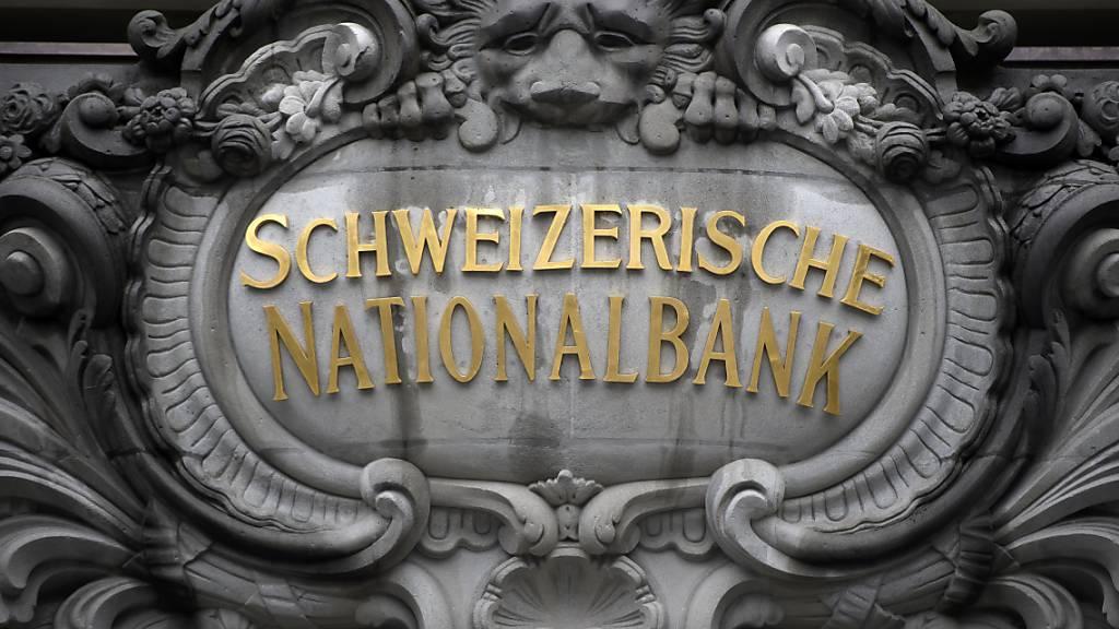 SNB bestätigt Geldpolitik und erwartet weniger tiefe Rezession