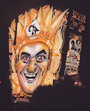 Basler Zepf Ziri – Le Roi de Bâle