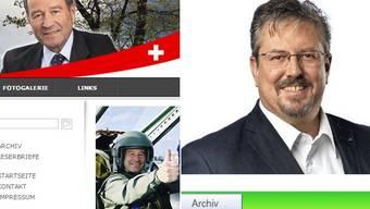 Reimanns Website gehört zu den besten aller Parlamentarier, Flachs zu den schlechtesten.