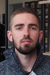 Neuer Inhaber der Schreinerei Spicher: Samuel Blaser. HCW