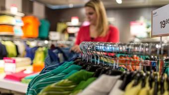 Ein zweiter Lockdown würde die Non-Food-Branche im Detailhandel bis zu 800 Millionen Franken pro Woche kosten, schätzt der Verband.