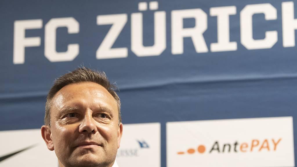 Auf Wunsch des neuen FCZ-Cheftrainers André Breitenreiter wird Darius Scholtysik neuer Assistent