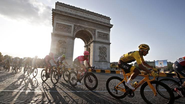 Die Tour de France soll diesmal im Herbst stattfinden.