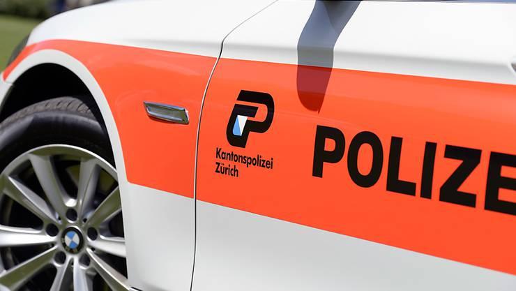 Ein Streifenwagen der Kantonspolizei Zürich (Symbolbild).