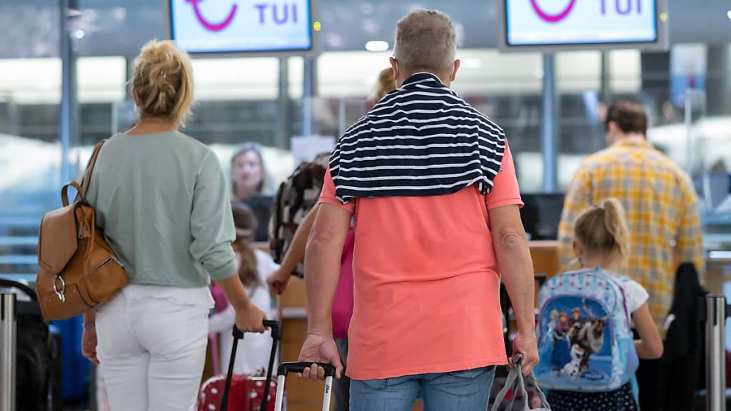 Tui verzeichnet deutlichen Nachfrageschub für Sommer und Herbst