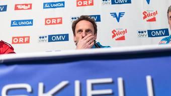 Heinz Kuttin ist nicht mehr Trainer der österreichischen Adler