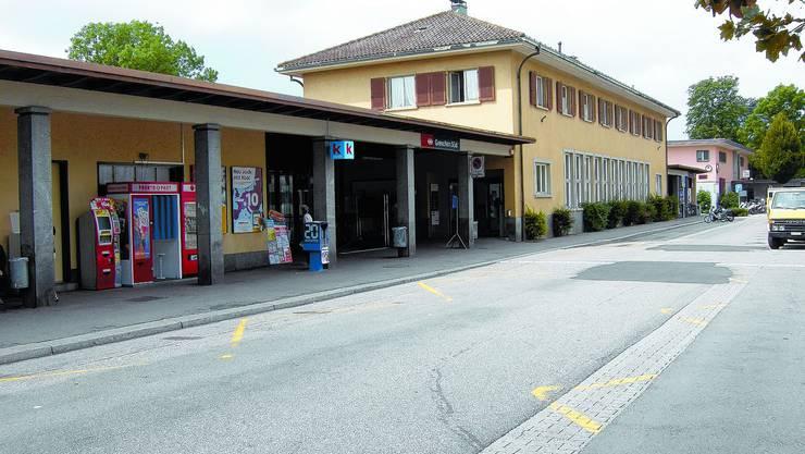 Prioritär: Trotz Finanzkrise ein Nahziel: der Umbau auf dem Areal des Bahnhofs Süd. Uby