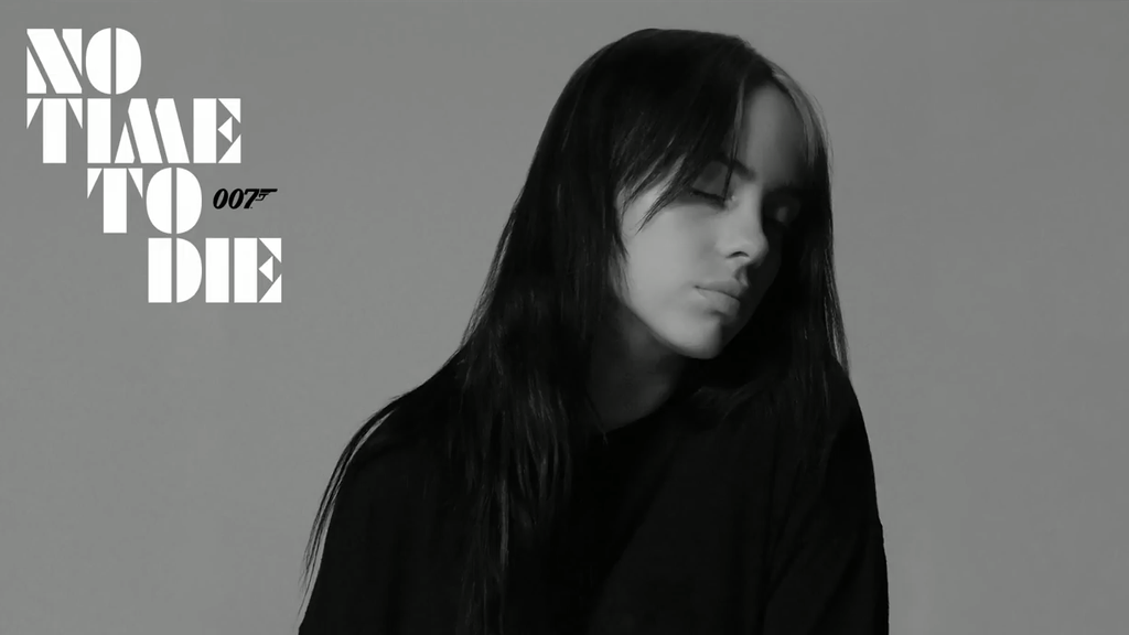 Billie Eilish veröffentlicht Bond-Song «No Time To Die»