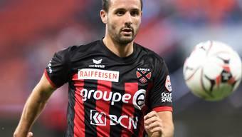 Raphael Nuzzolo geht auch kommende Saison für Neuchâtel Xamax auf Torjagd
