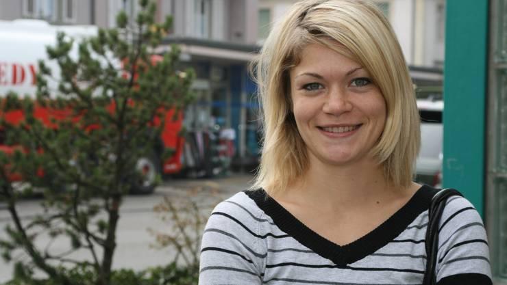 Ramona Seiler (23), Pflegefachfrau, Fischbach-Göslikon