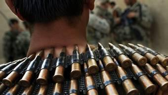 Die USA wolllen nicht, dass das Abkommen den Handel mit Waffen regelt