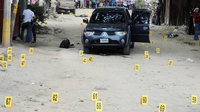 Untersuchungen nach dem Tod eines Studenten in Tegucigalpa (Archiv)