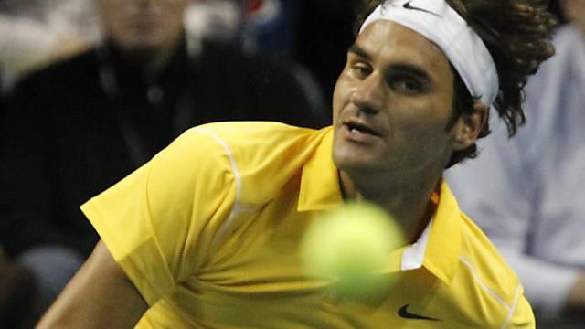 Federers gelungener Start in Indian Wells