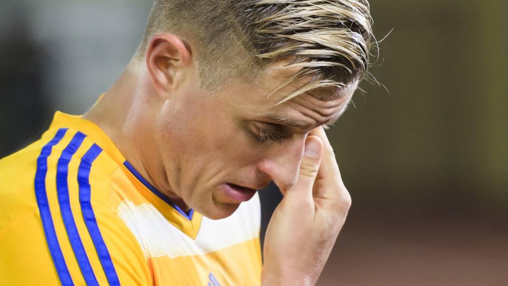 Ziegler definitiv beim FC Lugano